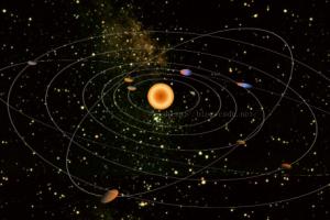 太阳系中最大的行星是什么?木星(体积最大、自转最快的行星)