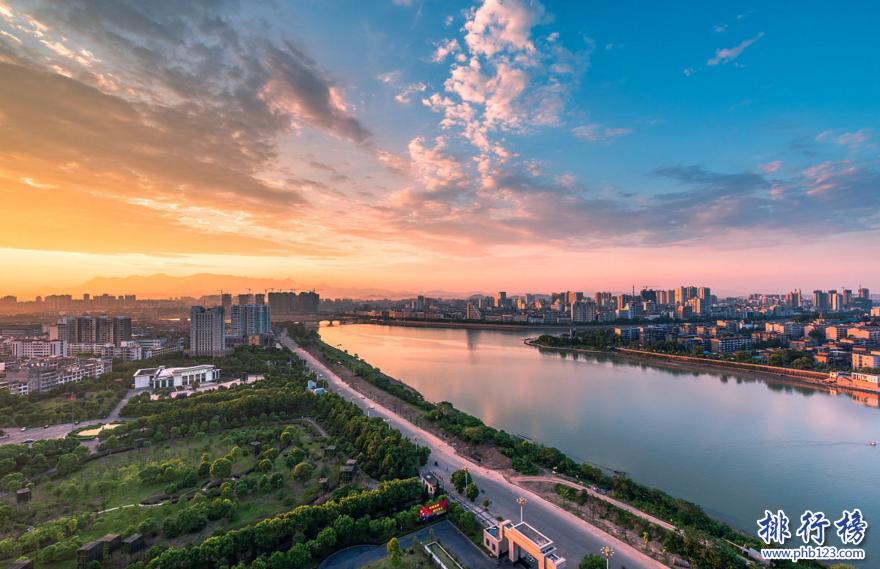2017年7月上饶房价各区排行榜,信州区房价为6175元/㎡广丰区房价上涨