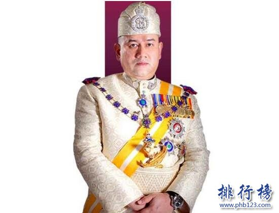 马来西亚历届元首名单