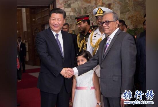 孟加拉国历届总统名单,孟加拉国国家元首是总统