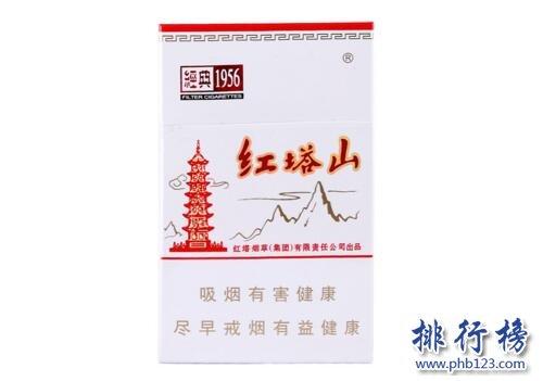 红塔山香烟价格和图片