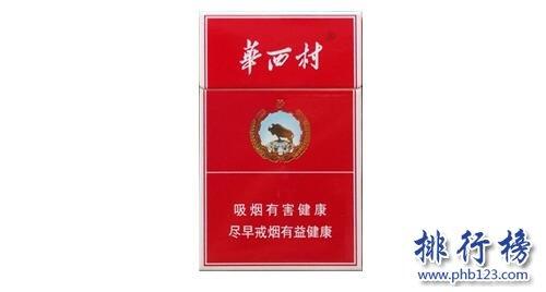 华西村烟价格和图片,华西村香烟价格排行榜(共7种)