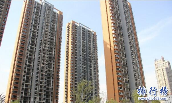 2017扬州房地产公司排名,扬州房地产开发商排名