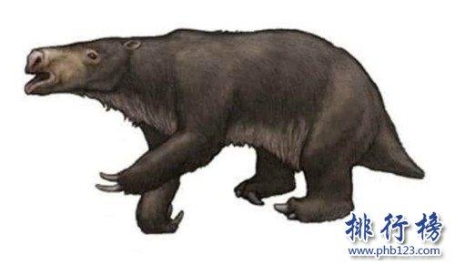 史前最危险的十大巨兽,骇鸟是种食肉型鸟类(也叫恐怖鸟)