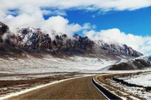 中国最长的山脉:昆仑山脉全长2500千米(中国第一神山)