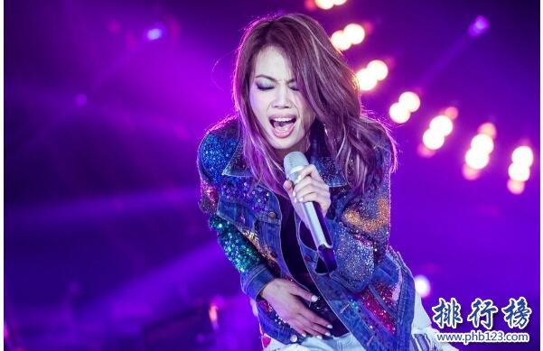 2017上半年音乐综艺网络传播热度排行榜,歌手第一快乐男声第五