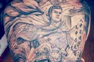 纹身为什么不能纹吕布,纹身吕布的忌讳和讲究