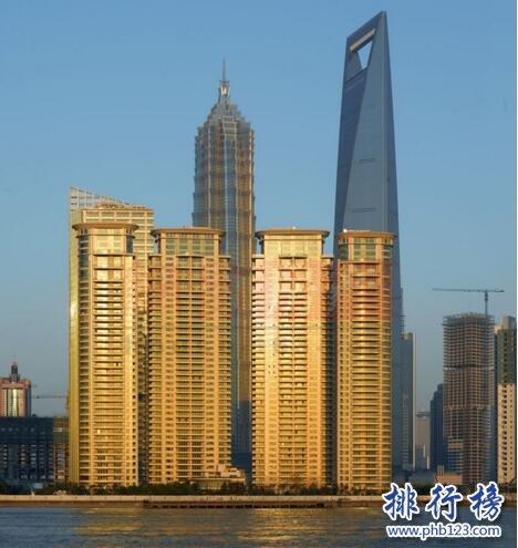 2017年上半年中国顶级豪宅平均房价排行榜:汤城一品大厦23.76万/㎡