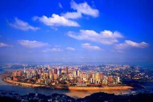 2017上半年主要城市GDP增速排行榜:重庆10.5%,连续十季度登顶