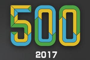 2017年财富中国500强:中国石化19309.1亿元登顶,五大地产进入前五十