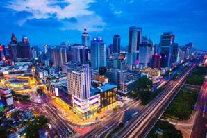 2017年中国城市社交指数排行榜,北上广深占前四(深圳社交最多)