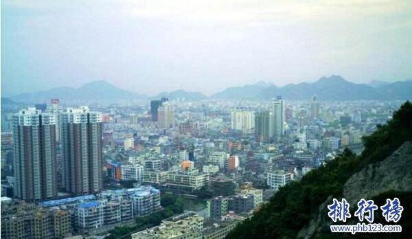 2017中国特色小镇人口数量排行榜:浙江柳市镇居首,前五广东占三席