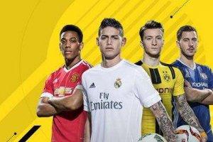 2017上半年全球主机游戏收入排行榜, FIFA 17登顶,GTA5第二