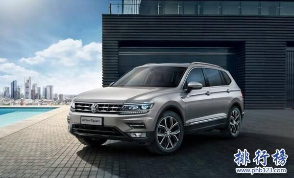 2017年1-7月车企销量排行榜:上汽大众108.84万辆居首,一汽大众第二