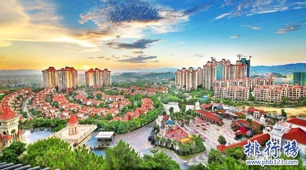 2017广东梅州房地产公司排名,梅州房地产开发商排名