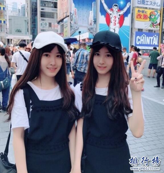 台湾双胞胎近照_2017台湾最美双胞胎姐妹sandymandy近照 网友:长残了?_排行榜123网