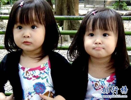 台湾最美双胞胎sandy和mandy