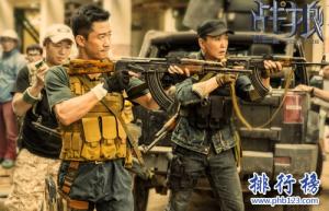战狼2票房最新统计:45亿,成中国票房最高的电影预计50亿