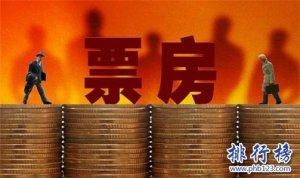 【每日最新】中国内地电影票房排行榜前十名,战狼2票房50亿