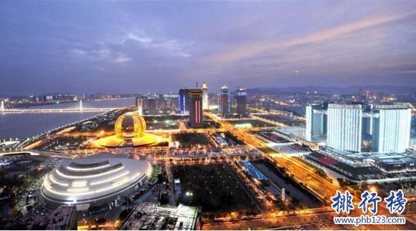 2017浙江省各市人均收入排行榜:杭州2.7万元登顶,人均2.2万元全国第1