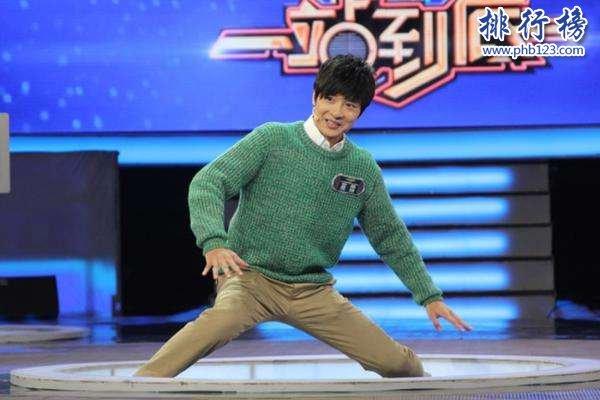 2017年8月15日综艺节目收视率排行榜,好看中国蓝收视第一一站到底第二