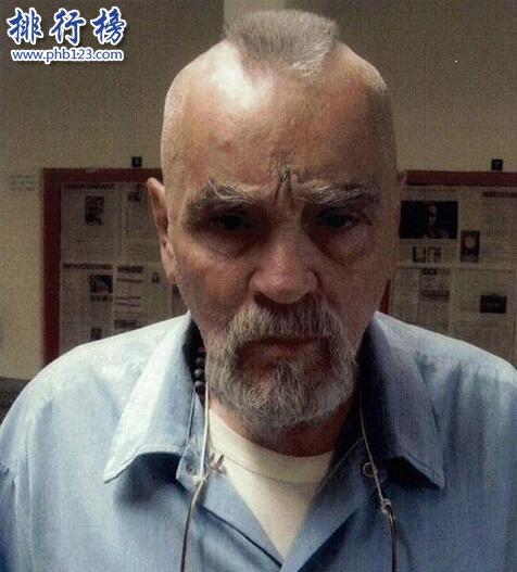 美国历史上最危险的杀手:查尔斯·曼森