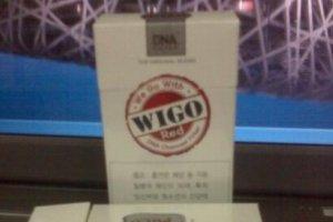 WIGO(唯柯)烟价格表图,韩国唯柯香烟价格排行榜(1种)