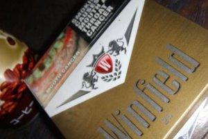 温菲尔德烟图片,澳大利亚Winfield香烟价格排行榜(2种)