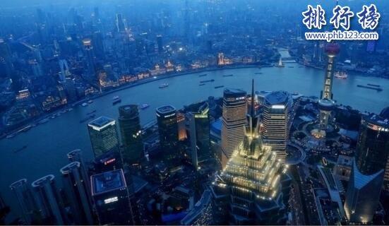 【上海最高建筑排名】2017上海最高楼叫什么