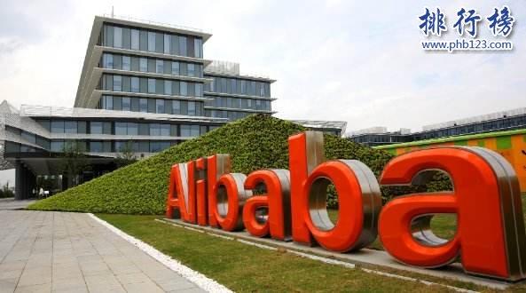 2017年互联网金融公司排名,腾讯排第一阿里巴巴排第二