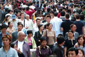 世界上人口最多的国家:中国14.1亿,占世界人口18.82%(将被印度超越)