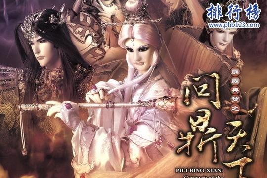 豆瓣9分以上中国台湾动画排行榜,豆瓣评分最高的霹雳布袋戏