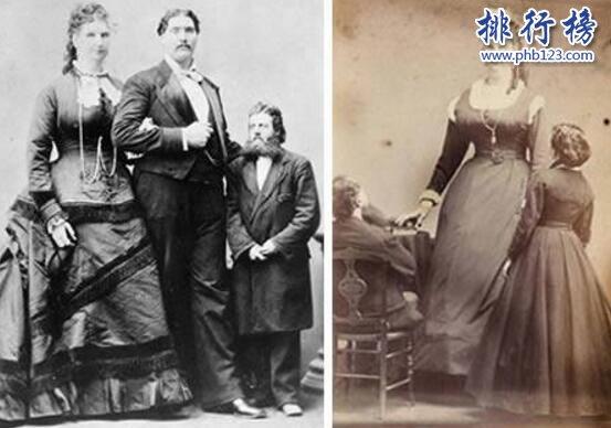 世界上最长的阴道:比姚明的身高还要长(长度达2.3米)