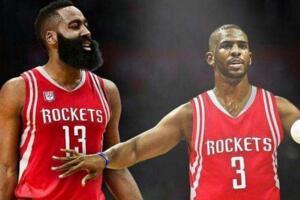 2017-2018赛季NBA火箭球员名单,2018火箭首发阵容(完整版)