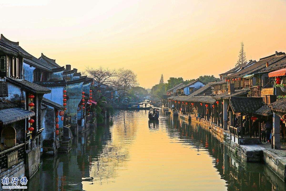 浙江最好玩的景区_江南十大古镇排名,好玩的江南古镇有哪些?(3)_排行榜123网