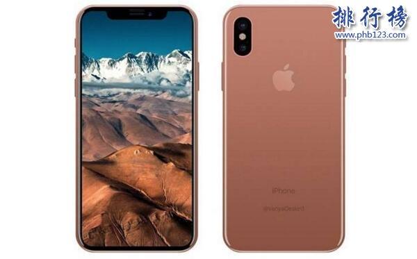 iPhoneX有什么颜色 iPhoneX有哪几种颜色?