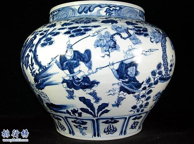 拍卖最贵的十大瓷器排行榜 中国瓷器三绝之一8.4亿