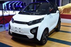 2017年8月微型车销量排行榜:知豆D2稳居榜首,长安奔奔升至第二