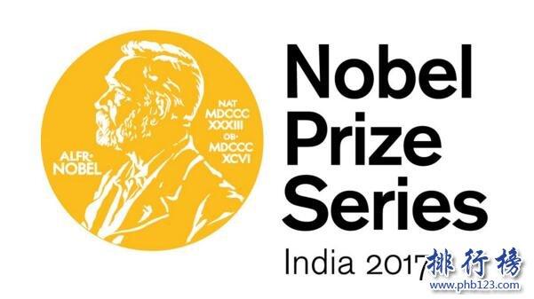 2017年诺贝尔奖获得者名单一览表,各奖项获得者完整名单
