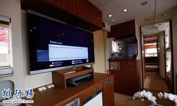 世界上最贵的越野房车:UNICAT TC59售价8000万(全球旅行毫无压力)