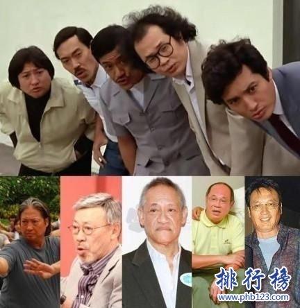 五福星电影演员图片