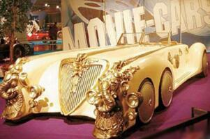 世界上最贵的车多少钱?是什么车?黄金跑车28.5亿秒杀一切