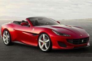 法拉利最便宜的跑车:法拉利Portofino售价157万(时速320km/h)