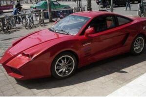 世界上最便宜的跑车排行榜:吉利美人豹最低价6.98万