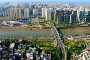2017年8月中国城市空气质量排行榜:海口最好,邯郸最差