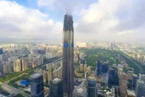深圳高楼排名2017 深圳最高楼多少米