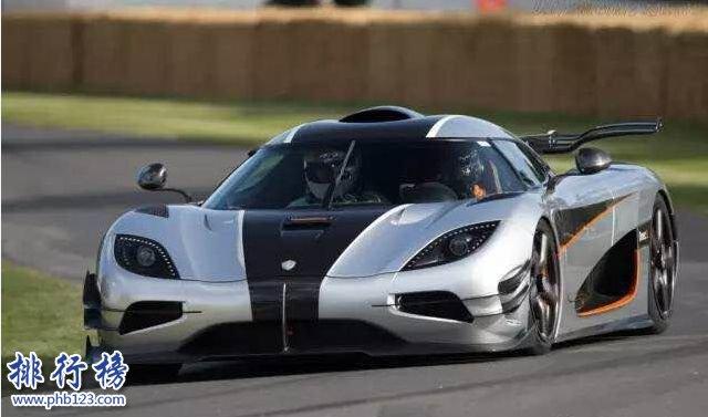 世界上提速最快的车 德国超跑百公里提速仅需0.9秒