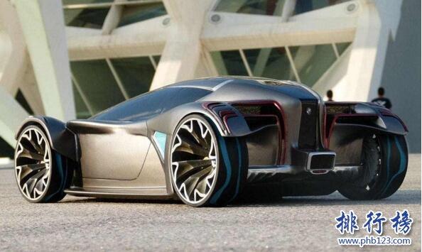 宝马最快的跑车:宝马i9,最大时速320km/h远超i8