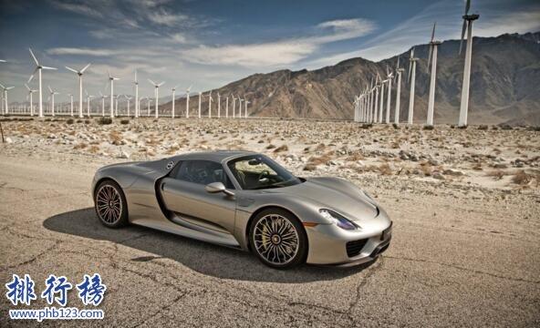 保时捷最快的跑车排名:9ff GT9极速可达416km/h,秒杀布加迪威龙