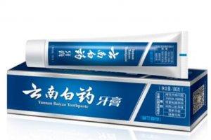 十大中国最好的牙膏品牌排行 国产牙膏什么牌子最好